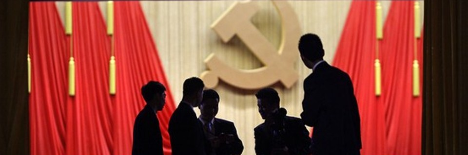 China and political reform