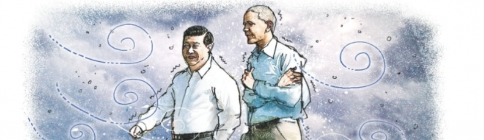 The Cold War continues in East Asia