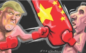 Trump on China